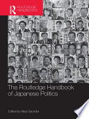 Routledge Handbook Of Japanese Politics Book PDF