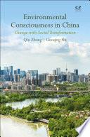 Environmental Consciousness in China