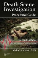 Death Scene Investigation Pdf/ePub eBook