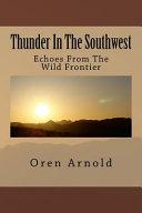 Pdf Thunder in the Southwest