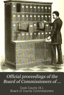 Official Proceedings of the Board of Commissioners of Cook County  Illinois
