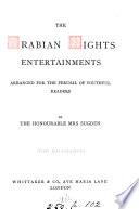 The Arabian Nights  Entertainments Book