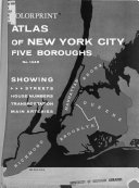 Colorprint Atlas of New York City