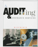 Auditing and Assurance Services Book