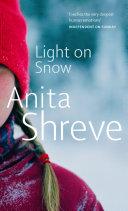 Light On Snow Pdf/ePub eBook