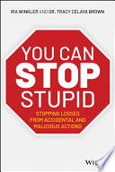 You CAN Stop Stupid Book PDF