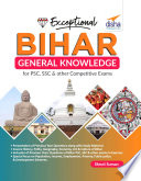 Exceptional Bihar General Knowledge For Psc Ssc Other Competitive Exams Book PDF