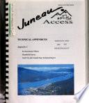 Juneau Access Improvements Book