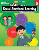 180 Days of Social Emotional Learning for Sixth Grade ebook