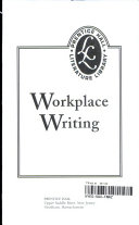 Prentice Hall Literature Workplace Writing Grades 9 12