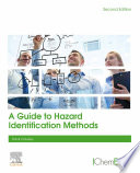 A Guide to Hazard Identification Methods
