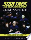 The Star Trek  The Next Generation Companion  Revised Edition