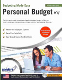 Personal Budget Kit Book