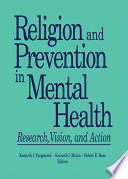 Religion and Prevention in Mental Health