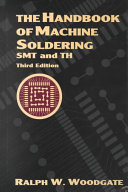 The Handbook Of Machine Soldering