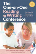 The One on One Reading and Writing Conference Book