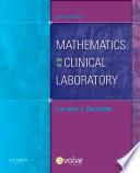 Mathematics for the Clinical Laboratory   E Book