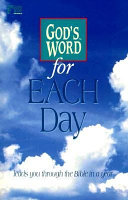 God s Word for Each Day
