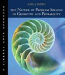 The Nature Of Problem Solving In Geometry And Probability A Liberal Arts Approach [Pdf/ePub] eBook