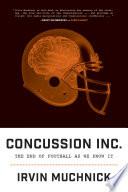 Concussion Inc  Book PDF