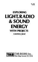 Exploring Light  Radio   Sound Energy  with Projects