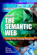 Towards the Semantic Web Book