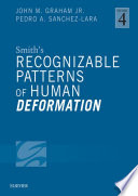 Smith s Recognizable Patterns of Human Deformation E Book Book