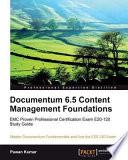 Documentum 6 5 Content Management Foundations
