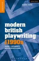 Modern British Playwriting  The 1990s