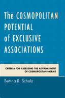 Pdf The Cosmopolitan Potential of Exclusive Associations Telecharger