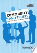 The Community Land Trusts