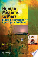 Human Missions to Mars Book