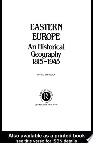 Eastern Europe Ebook - digital ebook library
