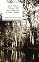 Lyrical Ballads: 1798 and 1800