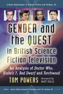 Pdf Gender and the Quest in British Science Fiction Television Telecharger