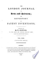 The London Journal And Repertory Of Arts Sciences And Manufactures PDF