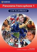 Panorama francophone 1 Livre du Professeur with CD-ROM