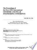 The Proceedings of the ... International Offshore and Polar Engineering Conference