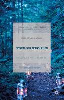 Specialised Translation Pdf/ePub eBook