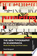 The New Typography in Scandinavia