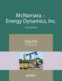 McNamara v. Energy Dynamics, Inc. Pdf/ePub eBook