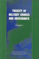 Pdf Toxicity of Military Smokes and Obscurants