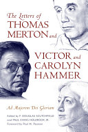 The Letters of Thomas Merton and Victor and Carolyn Hammer Pdf/ePub eBook