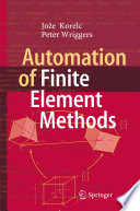 Automation of Finite Element-Methods
