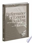 Performance of Exterior Building Walls