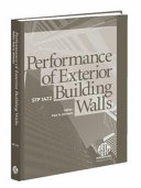 Performance of Exterior Building Walls