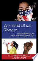 Womanist Ethical Rhetoric