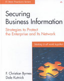 Securing Business Information