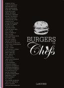 Burgers de chefs Pdf/ePub eBook