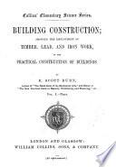 Building construction: Text